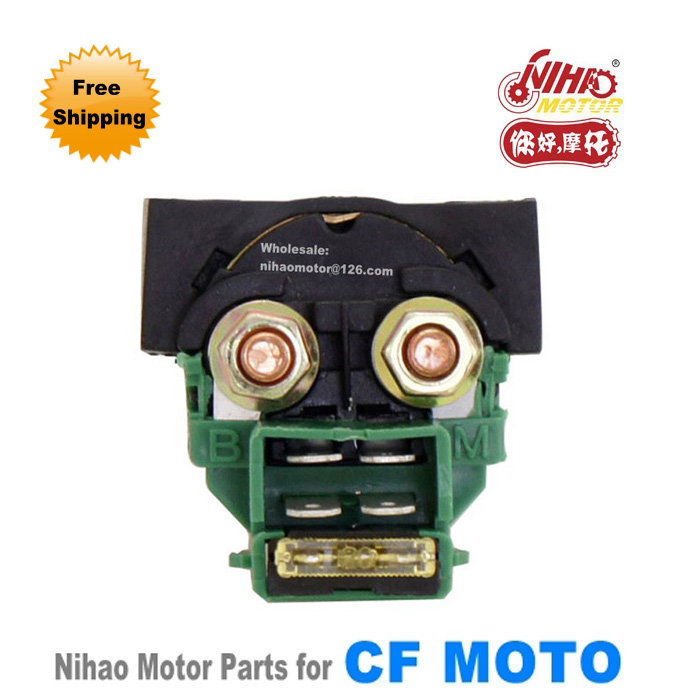 119 CFMoto Parts CF500 CF188 Start Relay Scooter Motorcycle Moped Go Karts <strong>Ignition</strong> for CF 500 <strong>Motor</strong> ATV UTV GOKART 500cc Engine