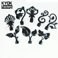 KYOK window decor hardware curtain accessories curtain poles home decoration projects good suppliers