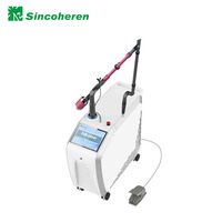 Professional picosecond picosure 532nm,1064 nm laser tattoo removal machine nd yag laser picosecond new arrival