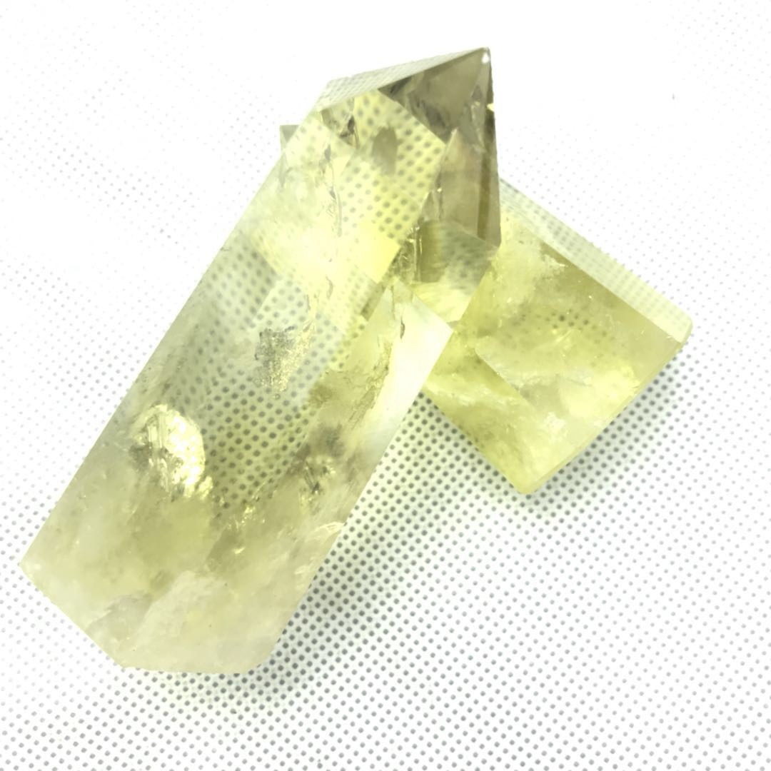 New products fengshui crystals healing stones citrine towers point