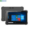 shockproof rugged tablet case for 10.1 inch Industrial Tablet PC with NFC 1D 2D Barcode Scanner