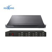 English Code monitoring Video Encoder 8-way AHD HD coaxial 1080P analog transfer network Haikang TVI Converter