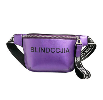 Shining Rave Fanny Pack Fashion Waist Bag Belt Bags for Festival
