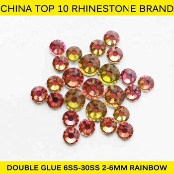 Y0912 Free ship!! strong glue hotfix Swainstone rhinestone ss20 crystal ab 1440pcs high quality transfer strass,iron-on beads