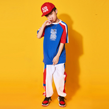 Wholesale kids clothes fashion design <strong>children</strong> clothing <strong>sets</strong> for boy <strong>children</strong> soccer uniform boys hiphop performance