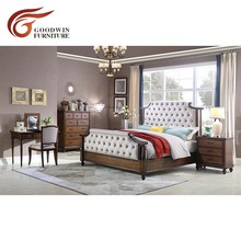 Bedroom <strong>furniture</strong> of bed design <strong>furniture</strong> wooden modern bed WA331