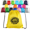 Customized Classic Polyester Drawstring Backpack