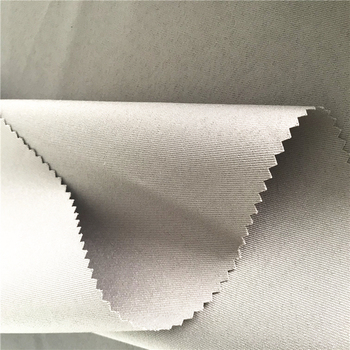 hotsale high quality custom polyester gabardine fabric for uniform