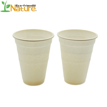 New Arrival Portable Compostable Cornstarch Cup for Party