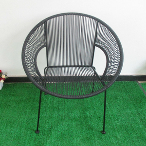 wicker outdoor furniture rattan  Stacking Egg Chair