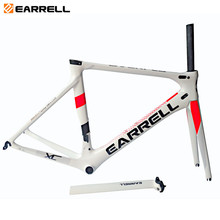 Full <strong>carbon</strong> fiber road bike frame Di2 T800 surper-light bicycle frame BB86 50/53/56cm