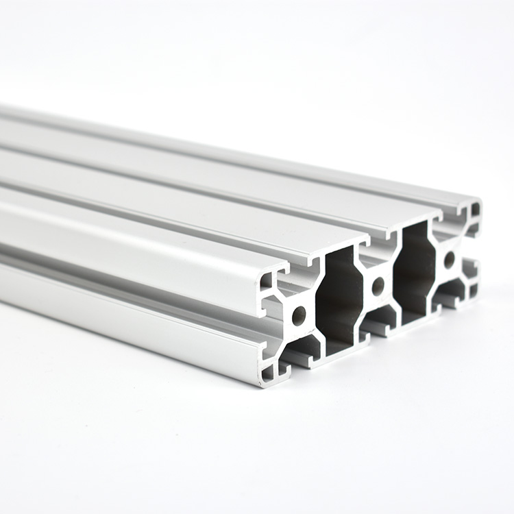 40*120 China Oem Factory T Slot Rail <strong>Aluminium</strong> Profiles 4040 For Linear Rail