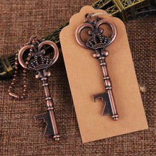 Factory High Quality Gift Retro Vintage Skeleton Key <strong>Bottle</strong> <strong>Opener</strong>