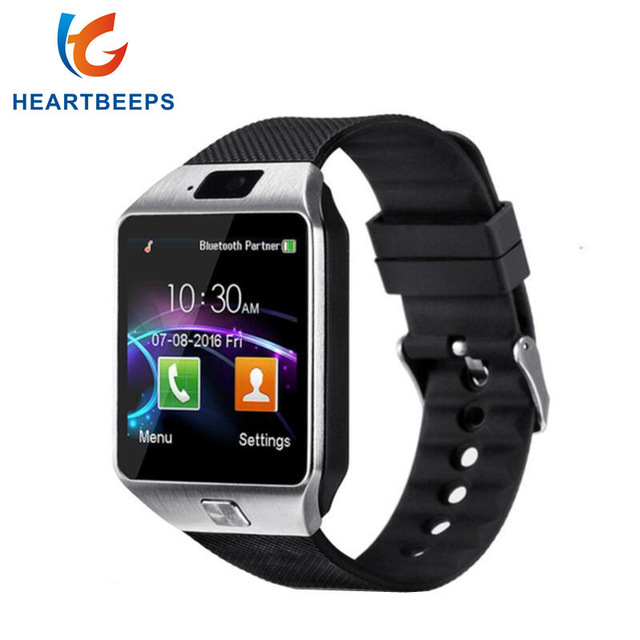 Bluetooth Smart Watch Smartwatch DZ09 Android Phone Call Relogio 2G GSM SIM TF Card Camera for iPhone Samsung PK GT08 <strong>A1</strong>