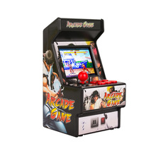 Retro Mini Arcade Handheld Game Console 16 Bit Game Player Built-in 156 Classic Games For Kids Gift Toy