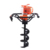 HOT!!! 2015 New Model 52 CC Gasoline earth Auger/earth Driller/hole digger