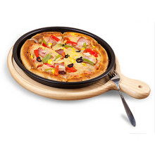 Wooden Food <strong>Plates</strong> Restaurant Pizza Serving Tray <strong>Plate</strong>
