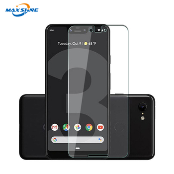 0.33mm Thickness 9h explosion-proof tempered glass screen protector for Google Pixel 3/Pixel 3 Xl /3A/3A XL/3A LITE