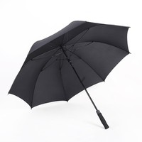 free sample pure colour automatic golf umbrella for sale,hot sale black auto pop up golf umbrella on sale,auto open golf