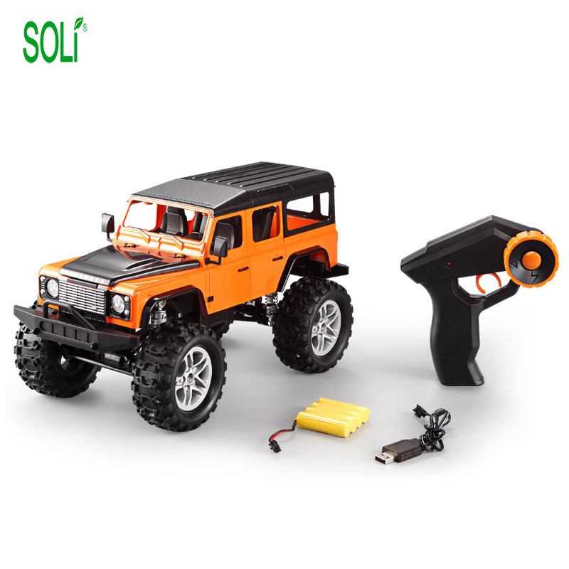 1:14 remote control <strong>car</strong> Four-wheel drive cross-country high speed suv Toy model <strong>car</strong> 2.4G toy <strong>car</strong>