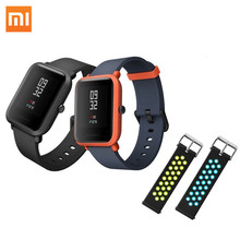 Official Authorized Original International Edition Huami Amazfit Bip IP68 Heart Rate Monitoring Sport <strong>Smart</strong> <strong>Watches</strong>