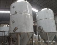 Craft Beer Automatic Brewery System/ 60 Degree Cone Fermentation Tank/ Dual Zone Jacketed Fermenter