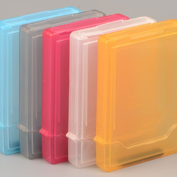 Meitk 2.5 HDD Anti-Static and Dust-Free Plastic Protection Case