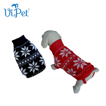 Christmas Costume New Style Fashion Design Dog winter Clothes Bulk Sweater Christmas Dog Clothes