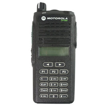 Professional 10 watts  two way radios EP350 CP1660 with keypad