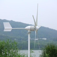 R&amp;X <strong>1kw</strong> household <strong>wind</strong> <strong>turbine</strong> for CCTV Boat Uasge