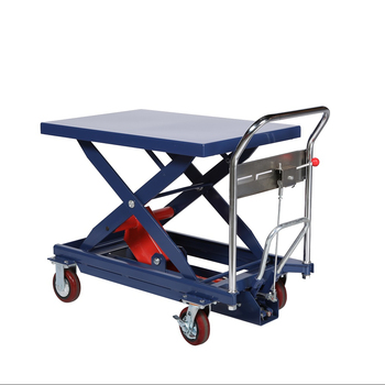 300KG LHT construction platform lift mobile equipment