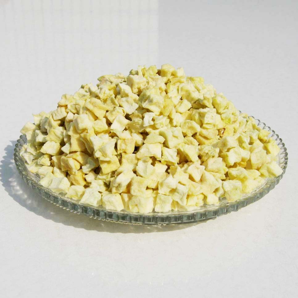 Dehydrated Apple Granule