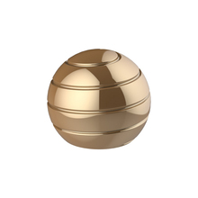 Metal ball Stress reduction hypnosis desktop gyro toy