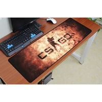 Rubber xxl gaming mouse pad oem color and logo anti-slip large computer mats game large mouse pad