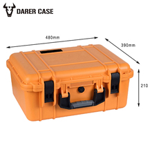 DPC091 IP68 Orange Waterproof case protect tool for Electronic