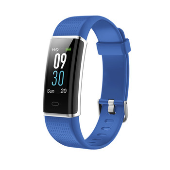 Free Shipping ID130 Color Smart Bracelet Sports Wristband Heart Rate Monitor Smartwatch