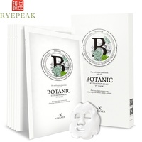 professional machinery factory tissue mask producer oem made in china peptide silk fibroin sheet mask for private label