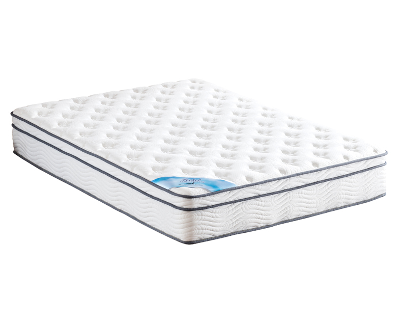 5 Star Hotel Hybrid Mattress with Cool gel Memory Foam Pillow Top, Pocket Spring Bedroom furniture Bed Mattresses - Jozy Mattress | Jozy.net