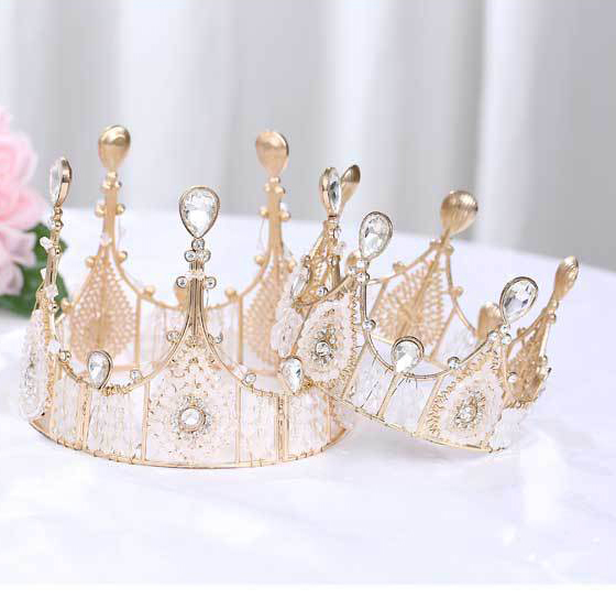 Princess tiara happy birthday diamond glitter tiara <strong>crown</strong> for birthday party Adult princess hair piece <strong>crown</strong> for adults