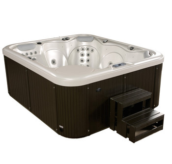 Luxury Spa Hot sale 5 person balboa system massage outdoor hot tub