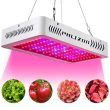 Phlizon vogue series 2000W High Power Series Plant Full Spectrum LED Grow Light with Double Chips