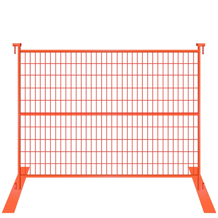 construction site temporary fence panel