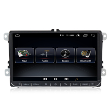 MEKEDE Android 8.1 quad core car dvd player for VW SKODA GOLF 5 Golf 6 POLO PASSAT B5 B6 wifi gps radio mirrorring Navigation