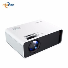 Home Video <strong>Projector</strong>, 2400 Lumens Portable <strong>Projector</strong> Max 180'' Display 30000 Hours Lamp Life LED Video <strong>Projector</strong> Support 1080P
