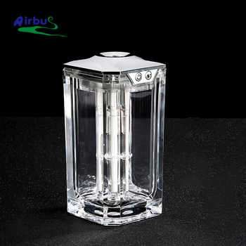 Mini Gift Crystal  LED Light Air Humidifier