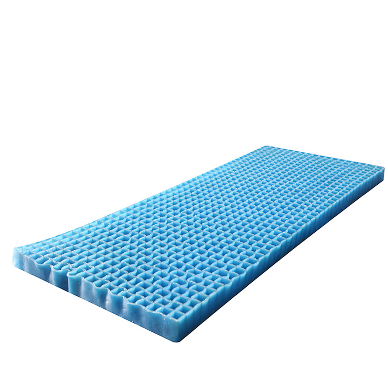 Competitive price gel hospital bed air conditioner mattress waterproof comfortable cooling mattress - Jozy Mattress | Jozy.net