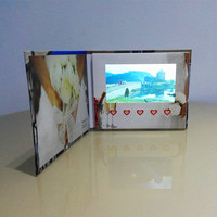 Popular video brochure italia for wedding invitation