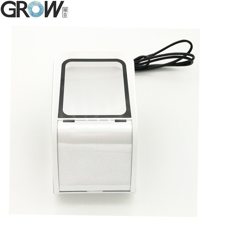GROW GM79 High Quality Omni-directional Hands Free 1d 2d Desktop Barcode <strong>Scanner</strong>