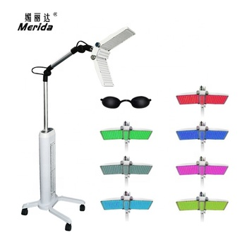 LED Skin Treatment BIO Light Therapy Photon LED system
