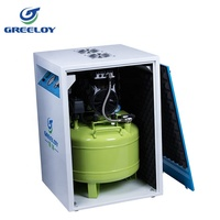 Moveable Super Silent Air Compressor with Cabinet